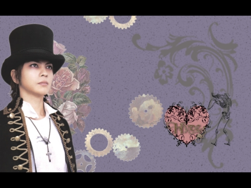 Hyde/Steam Punk (purple color)