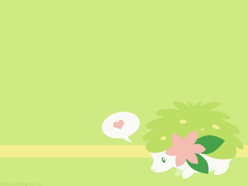 Shaymin Love