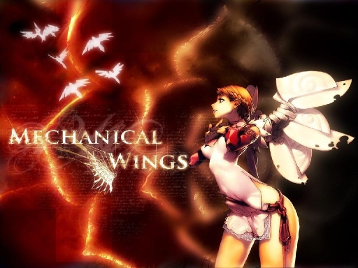 Mechanical Wings