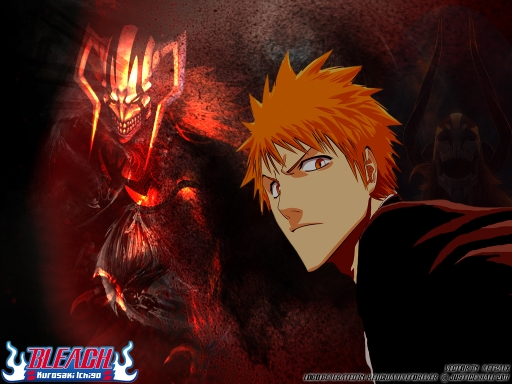 Ichigo True Hollow Form