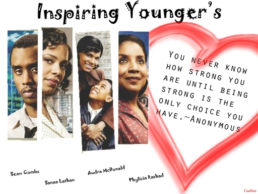 Inspiring Youngers