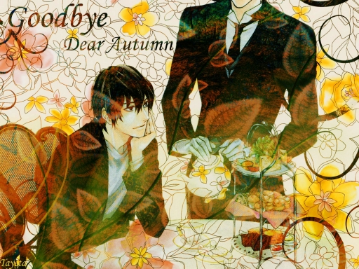 Goodbye Dear Autumn