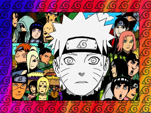 Remember your Friends, Naruto