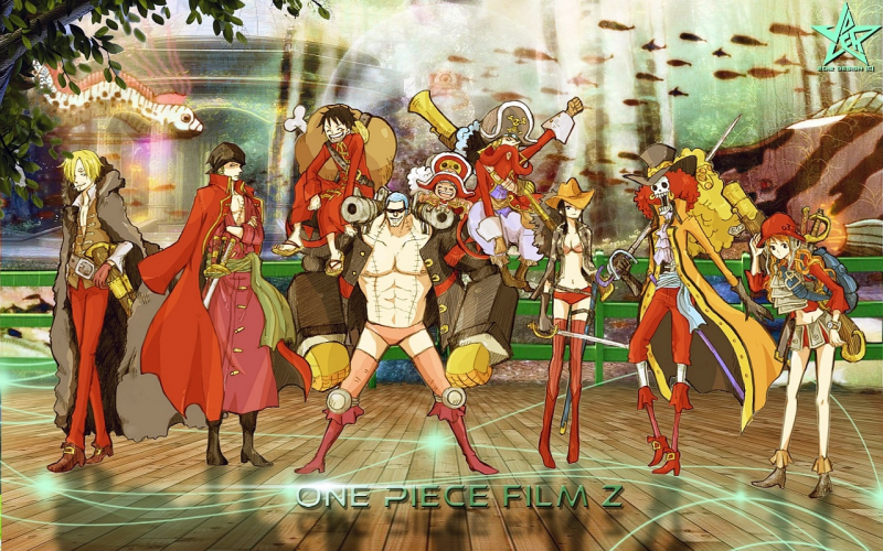 One Piece Film z ver.2