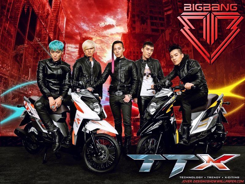 Bigbang:TTX