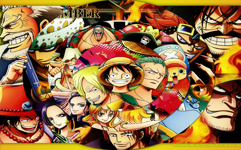 One Piece:Disk Wall