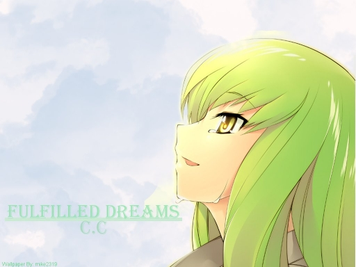Fulfilled Dreams