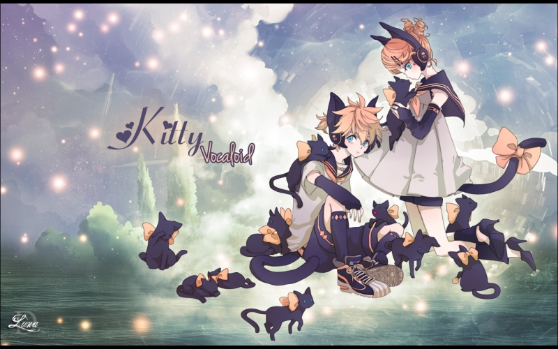 Vocaloid Kitty