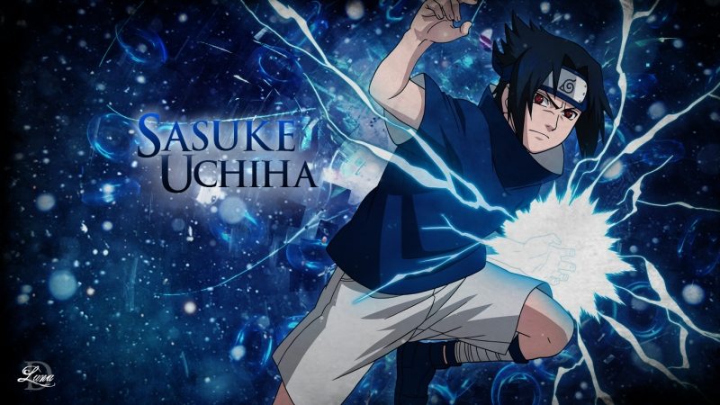 Sasuke Blue
