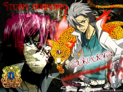 Hitman reborn wallpaper Gokude