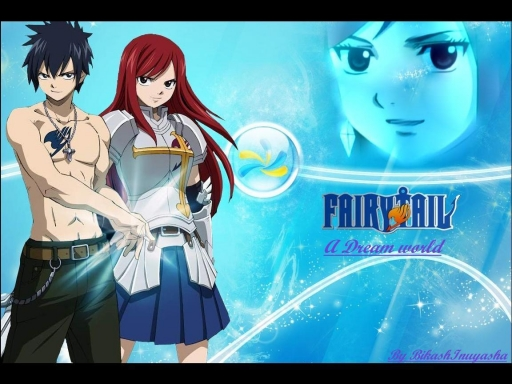 gray and erza