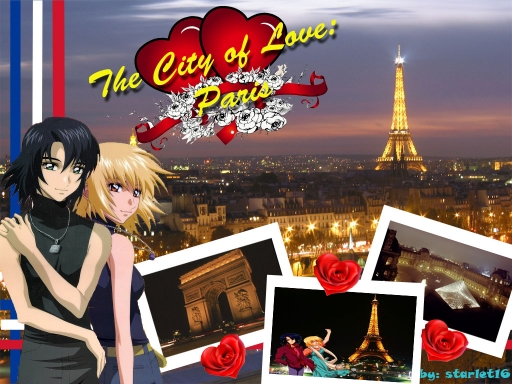 Together at the City of Love