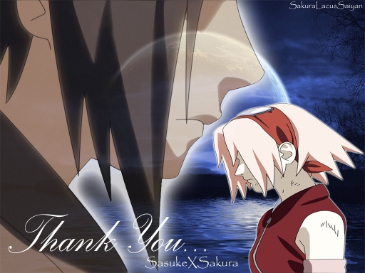 Thank You...SasukeXSakura