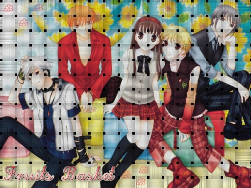 Weaved Fruits Basket