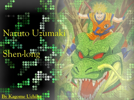 Shenlong and Naruto