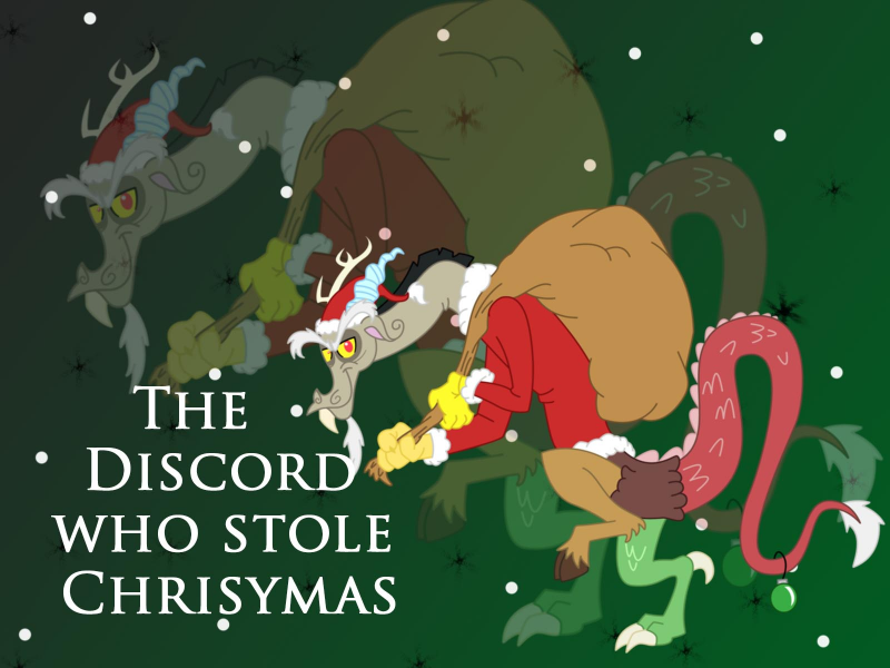 The discord who stole christma