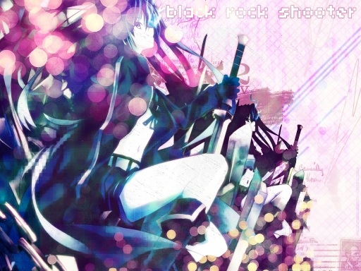 || black rock shooter ||
