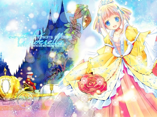 Dream of Cinderella