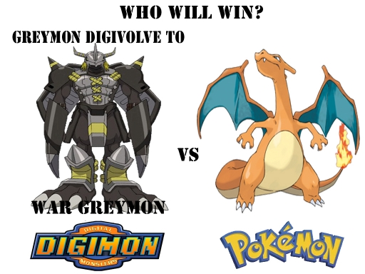 Digimon Vs Pokemon 2