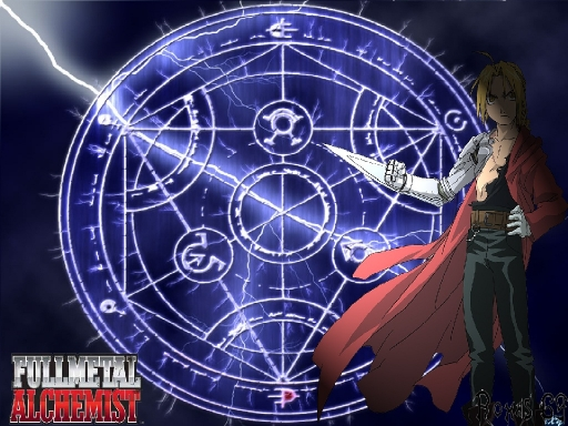 The FullMetal Alchemist