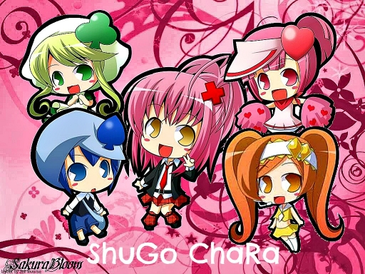 ChIbi ShuGo ChArA