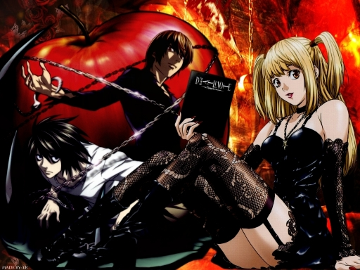 Death Note Main