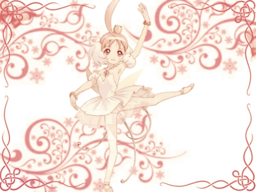 The princess of tutu