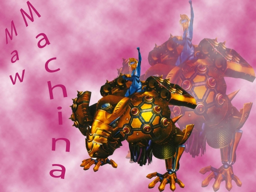 Machina Maw