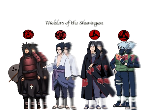Wielders of The Sharingan
