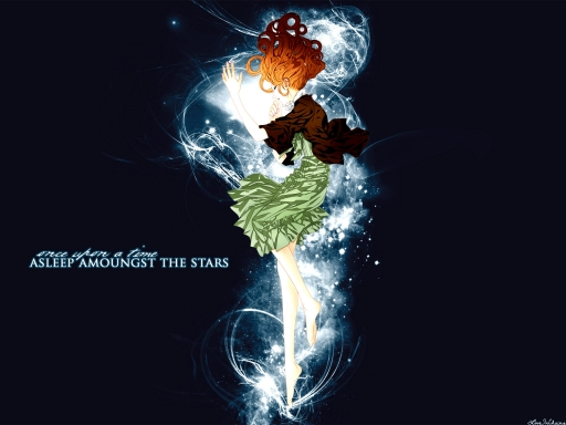 amoungst the stars