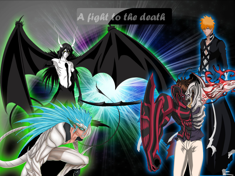 A fight to death