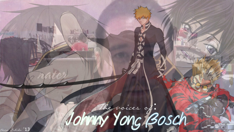 Johnny Yong Bosch Wallpapers