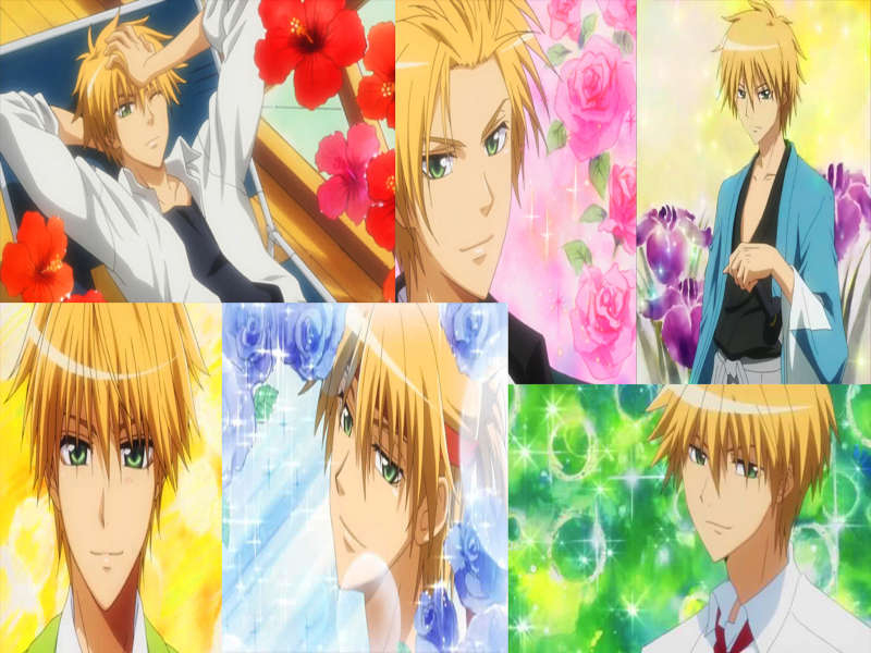 Usui Sparkling moments