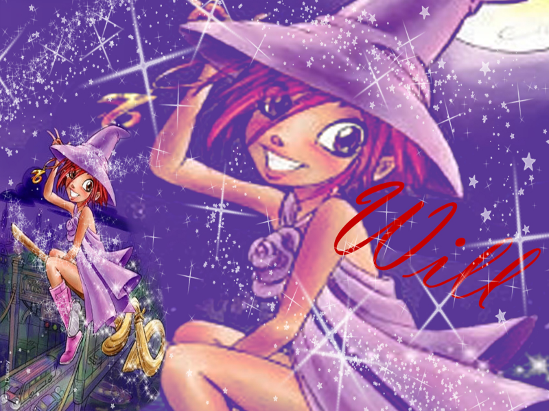 Witch Will Wallpaper