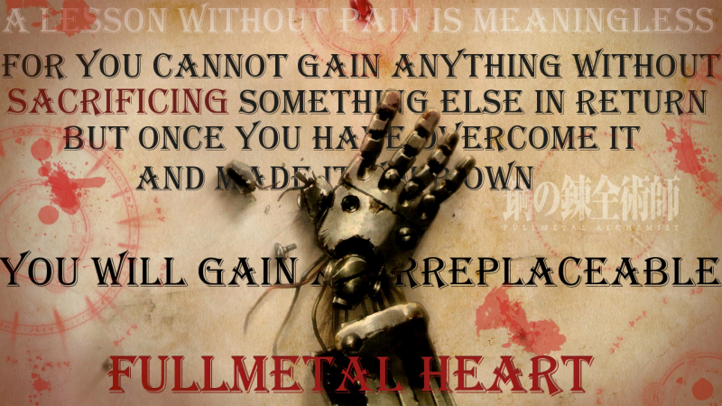 Fullmetal Heart by Archmage225