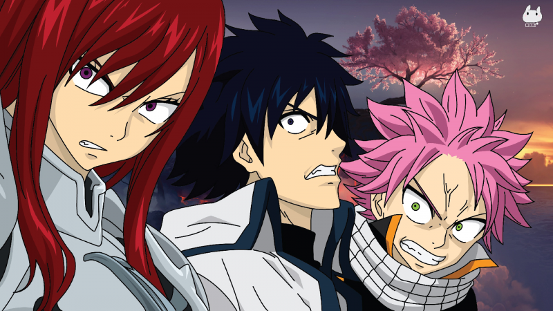Enraged Fairy Tail