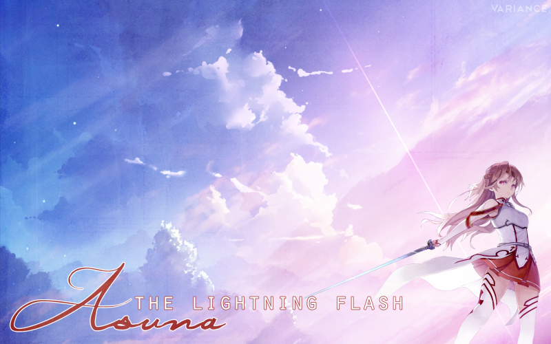 Asuna - The Lightning Flash