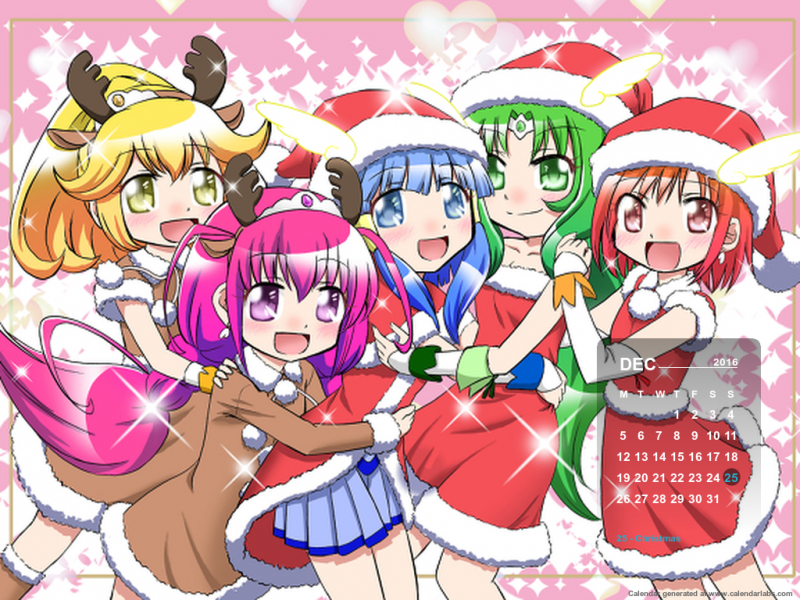 Glitter Force Christmas