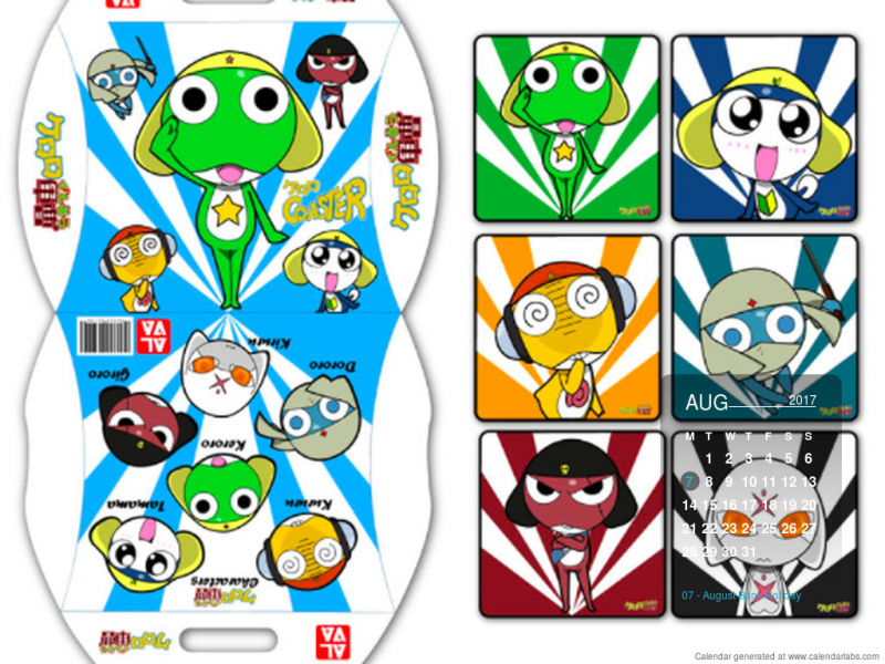 Keroro Gunso Coaster