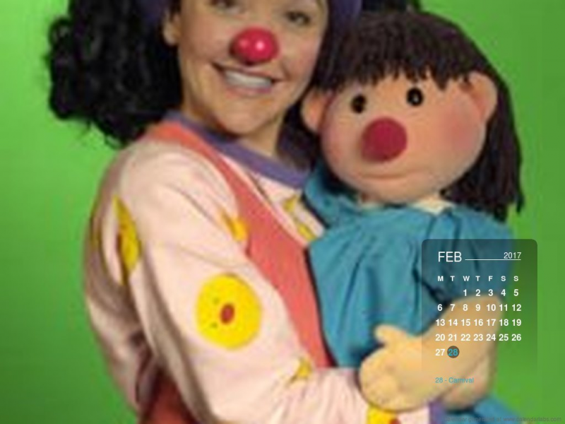 big comfy couch valentine