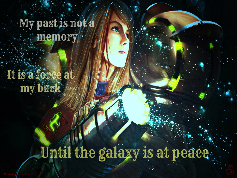 Until the Galaxy is at Peace