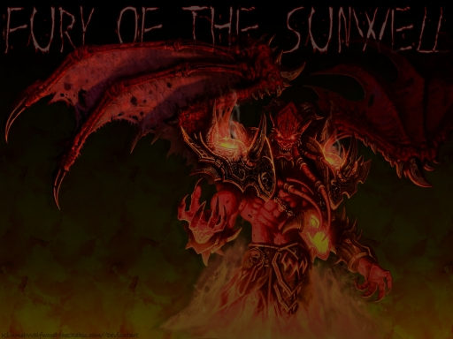 Fury of the Sunwell