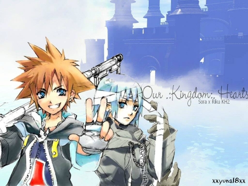 Our Kingdom Hearts