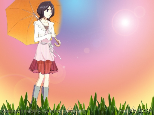 Rukia and Spring