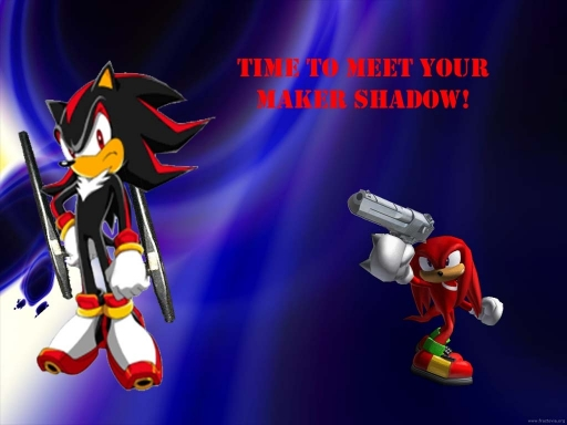 Knuckles: Hired Hitman